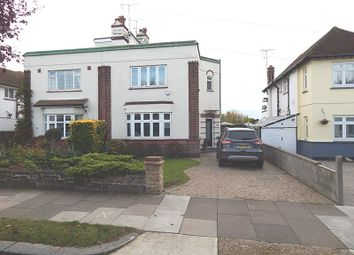 Thumbnail 3 bed semi-detached house to rent in Greenways, Southend-On-Sea