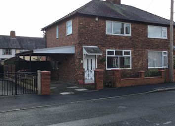 Thumbnail 3 bed property for sale in Baines Avenue, Irlam, Manchester
