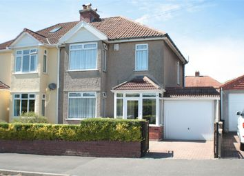 Thumbnail 3 bed semi-detached house for sale in Headley Lane, Headley Park, Bristol