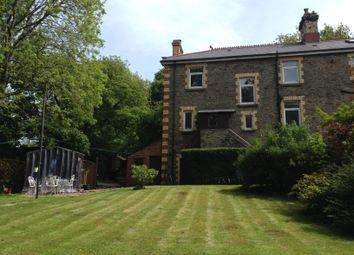 Thumbnail 4 bed property to rent in Ffryd Villas, Llangeinor, Bridgend