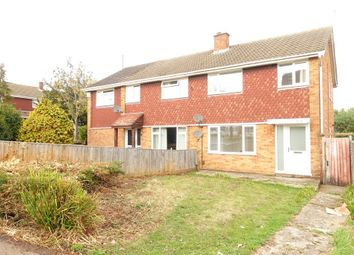 Thumbnail 3 bedroom semi-detached house to rent in Whalley Drive, Bletchley, Milton Keynes