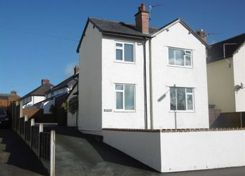 Thumbnail 3 bed detached house for sale in Bryn Awel, Middleton Road, Middleton Road, Oswestry, Shropshire