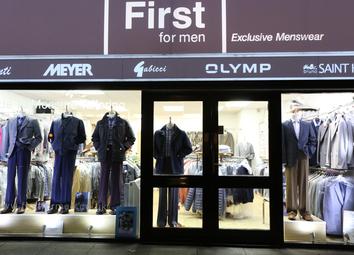 Thumbnail Retail premises for sale in Men'S Clothing Retailer With E-Commerce Site CV3, West Midlands