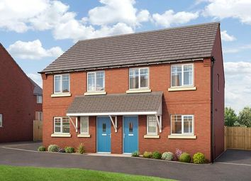 "Thumbnail 3 bed property for sale in ""The Cornflower At Bardon View, Coalville"" at Bardon Road, Coalville"