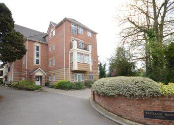 Thumbnail 2 bedroom flat for sale in Westlands House, Bounty Road, Basingstoke
