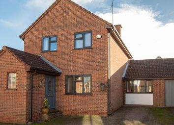 Thumbnail 3 bed link-detached house for sale in Churchfields Drive, Steeple Bumpstead, Haverhill