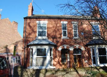 Thumbnail 1 bedroom flat to rent in 1st Floor Flat, 5 Church Drive, West Bridgford