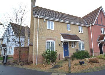 Thumbnail 3 bedroom semi-detached house to rent in Chapel Break, Norwich