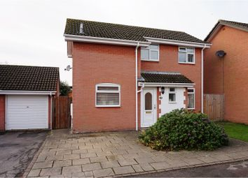 Thumbnail 3 bed detached house for sale in Magdalene Way, Fareham