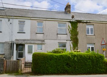 Thumbnail 3 bed terraced house for sale in Halgavor View, Bodmin