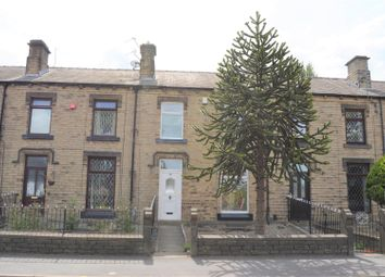 Thumbnail 3 bed terraced house for sale in Wakefield Road, Moldgreen, Huddersfield