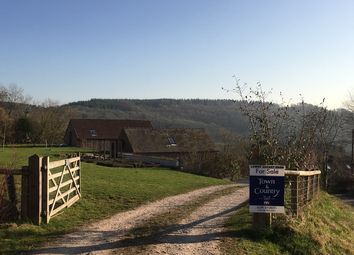 Thumbnail 5 bed barn conversion for sale in Lydart, Monmouth