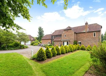Thumbnail 4 bedroom detached house for sale in Cowdown Lane, Goodworth Clatford, Hampshire