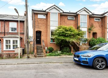 3 bed end terrace house for sale in Fairfield Road, Winchester, Hampshire SO22