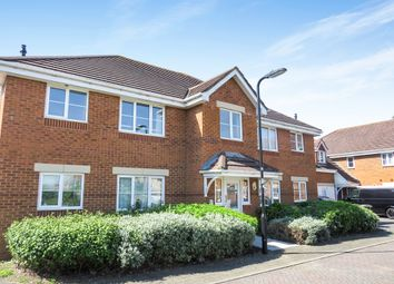 Thumbnail 2 bed flat for sale in George Wright Close, Eastleigh