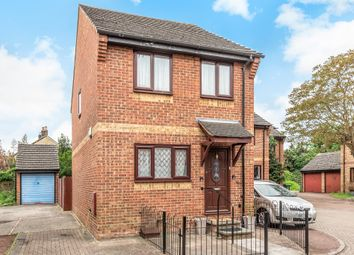 Thumbnail 3 bed detached house for sale in Oakdale Way, Mitcham