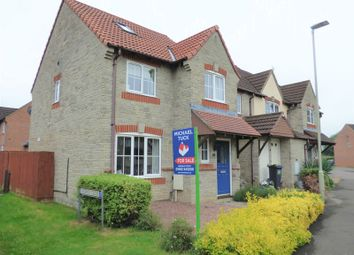 Thumbnail 4 bed end terrace house for sale in Wharfdale Way, Hardwicke, Gloucester