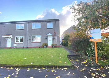 Thumbnail 3 bed semi-detached house to rent in Holmes Avenue, Renfrew