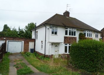 Thumbnail 3 bed semi-detached house for sale in Meare Estate, Wooburn Green, High Wycombe