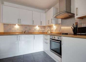 Thumbnail 2 bed flat for sale in Furrow Lane, London