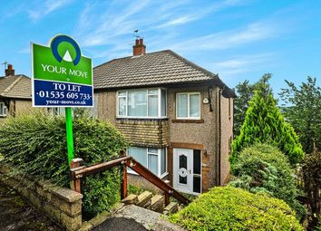 Thumbnail 3 bed semi-detached house to rent in Shann Crescent, Keighley
