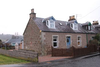 Thumbnail 3 bed semi-detached house to rent in Ann Street, Blairgowrie
