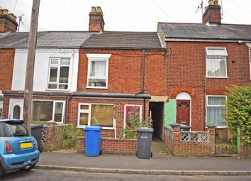 Thumbnail 4 bed terraced house for sale in Livingstone Street, Norwich