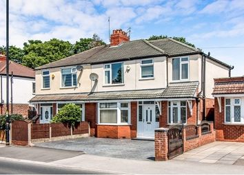 Thumbnail 4 bed semi-detached house to rent in Park Road, Timperley, Altrincham