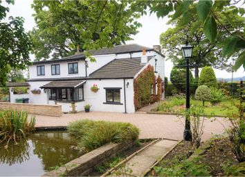 Thumbnail 4 bed detached house for sale in Leeds Road, Mirfield