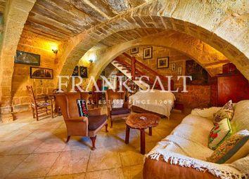 Thumbnail 3 bed farmhouse for sale in 109962, Gharb, Malta