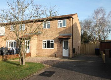 Thumbnail 3 bed property for sale in Lincoln Way, Daventry