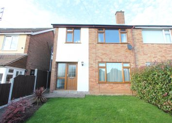 Thumbnail 3 bed semi-detached house for sale in Coley Close, Hinckley