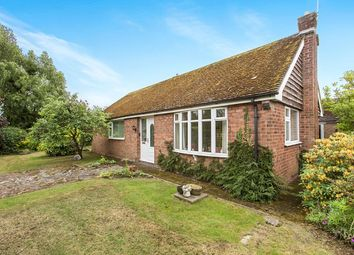 Thumbnail 3 bed bungalow for sale in Norley Road, Cuddington, Northwich