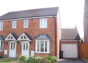 Thumbnail 2 bed property to rent in Turnock Gardens, West Wick, Weston-Super-Mare