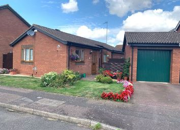 Thumbnail 2 bed detached bungalow for sale in Woodhall Close, West Hunsbury, Northampton
