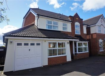 Thumbnail 4 bedroom detached house for sale in Manorfields, Newcastle Upon Tyne