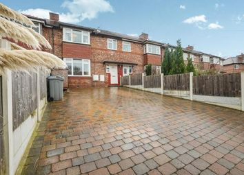 Thumbnail 3 bed terraced house for sale in West Avenue, Altrincham, Greater Manchester, .