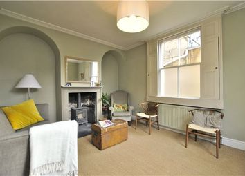 Thumbnail 2 bed end terrace house for sale in Victoria Buildings, Bath, Somerset