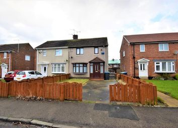 2 bed semi-detached house for sale in Mansell Crescent, Peterlee, County Durham SR8