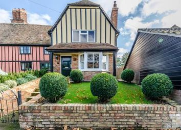 Thumbnail 3 bed semi-detached house for sale in Great Gransden, Sandy, Cambridgeshire