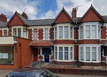 Thumbnail 4 bedroom property for sale in Cowbridge Road East, Canton, Cardiff