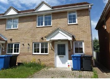 Thumbnail 2 bed town house to rent in Speedwell Way, Norwich