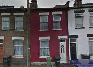 Thumbnail 2 bed terraced house for sale in Wimborne Road, Luton