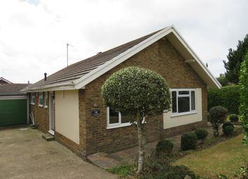 Thumbnail 3 bed detached bungalow for sale in Chailey Crescent, Saltdean, Brighton