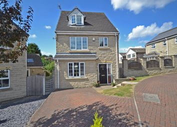 Thumbnail 4 bed detached house for sale in Rushmead Court, Ossett