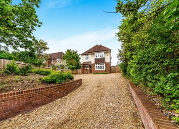 Thumbnail 4 bed detached house to rent in Watling Street, Park Street, St. Albans
