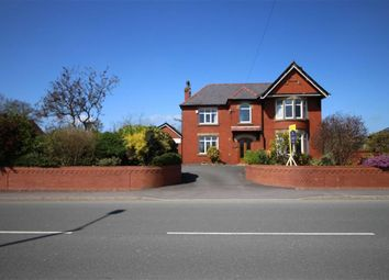 Thumbnail 3 bed detached house for sale in Preston Road, Grimsargh, Preston