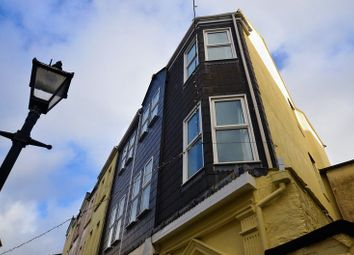 Thumbnail 2 bed flat to rent in Flat 1, 4 Honey Street, Bodmin