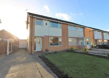 Thumbnail 3 bed semi-detached house for sale in Partridge Avenue, Thornton
