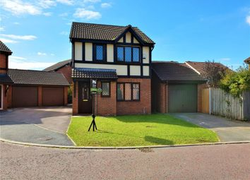 Thumbnail 3 bed detached house for sale in School House Grove, Burscough, Ormskirk